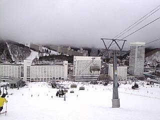 スキー&スノボ旅行中